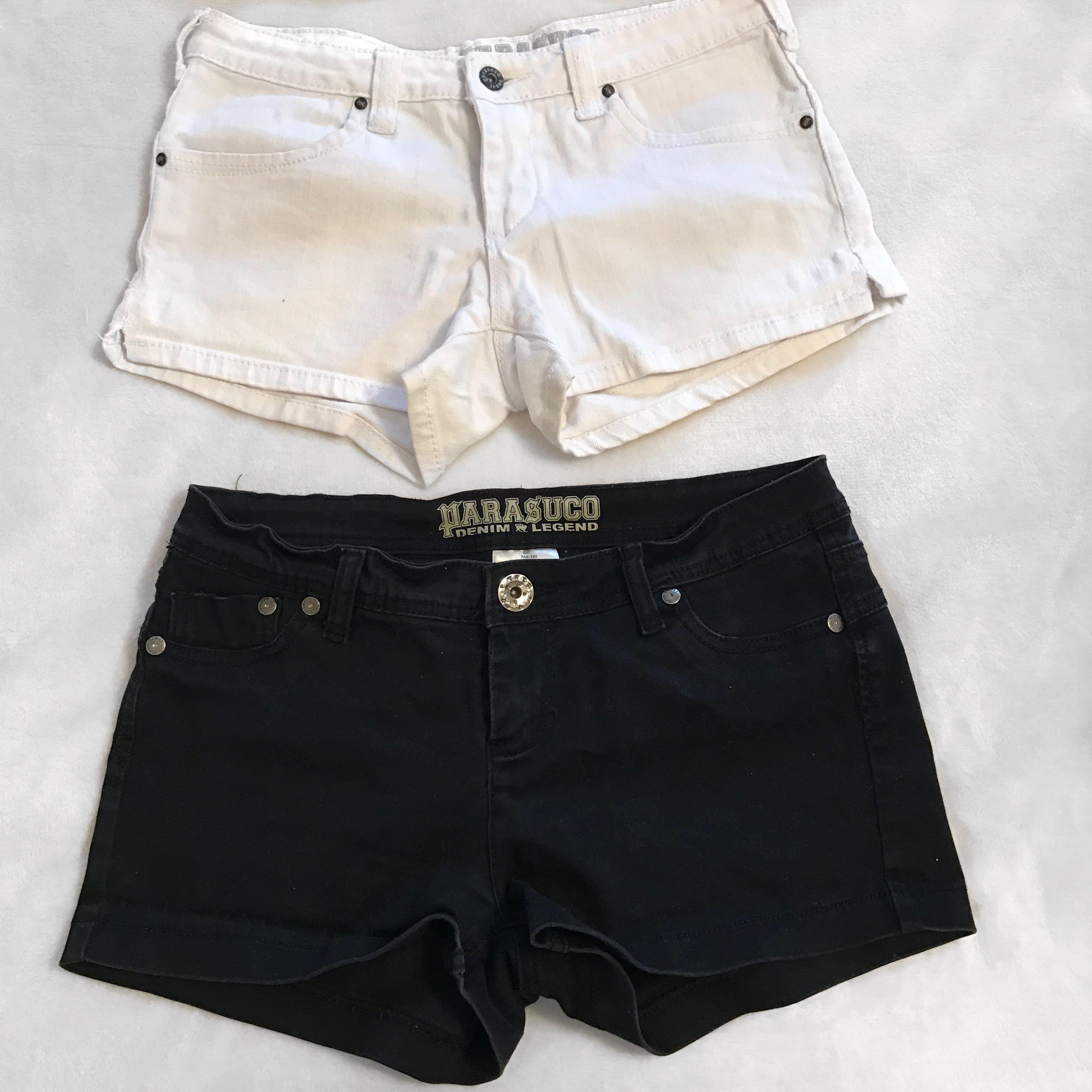 PARASUCO jean shorts