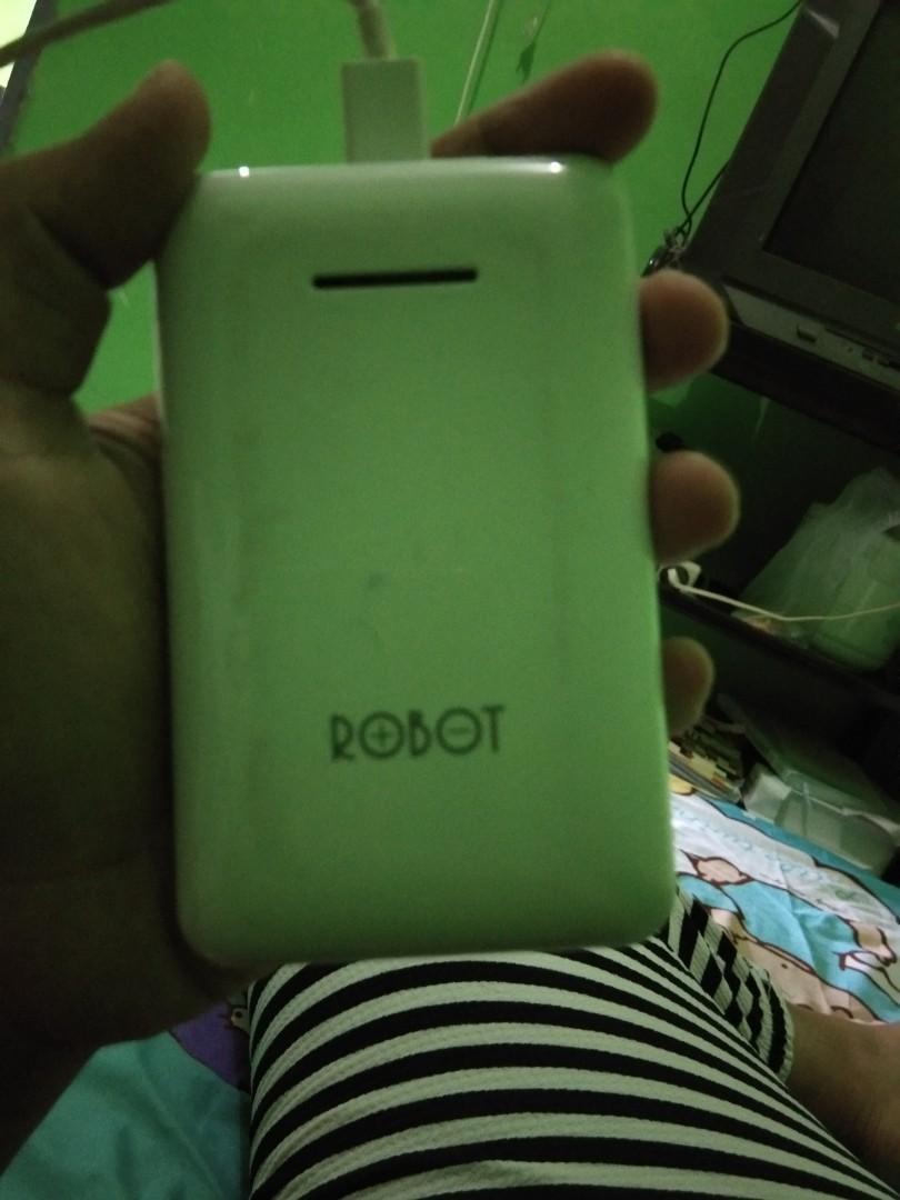 Powerbank Robot Elektronik Aksesoris Tablet Handphone Di Carousell Rt7200 6600mah Original Photo