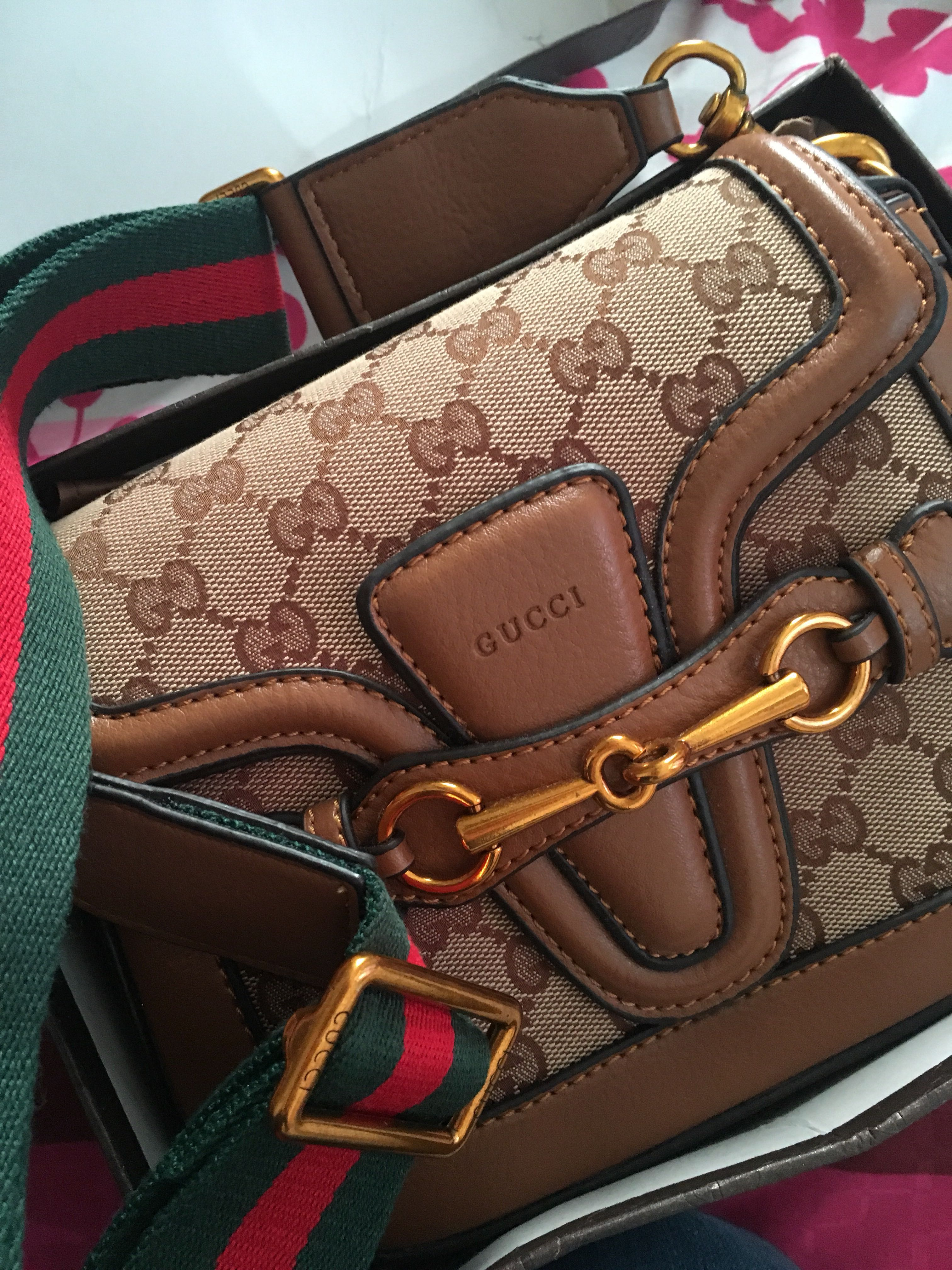 542f2e7aa25 ✂️price reduce✂ Gucci sling boutique quality