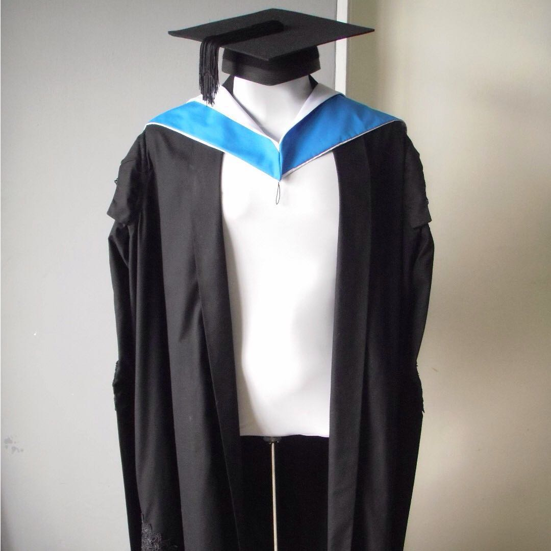 Graduation Gown, Luxury, Apparel on Carousell
