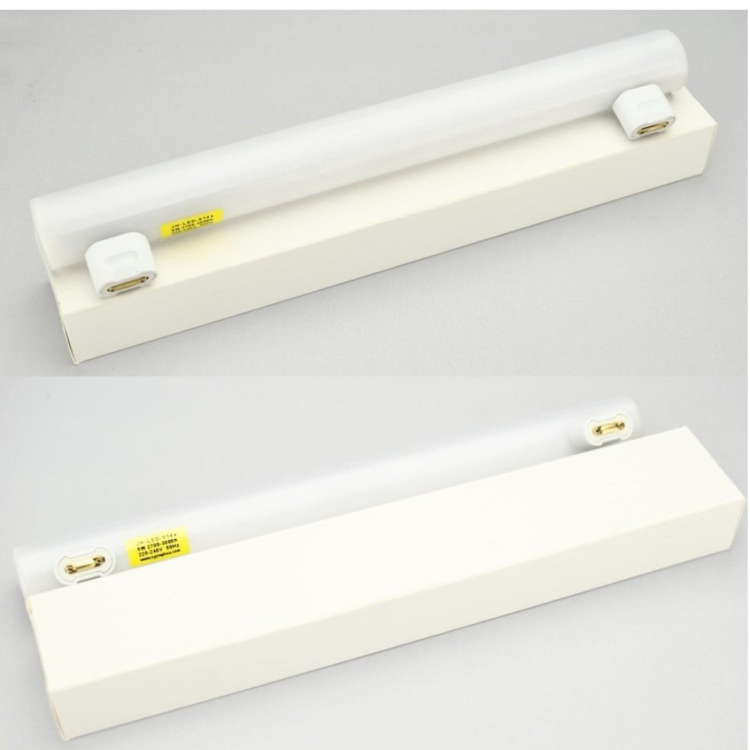 Osram Linestra s14s led direct replacement osram linestra 7w 500mm x3 services