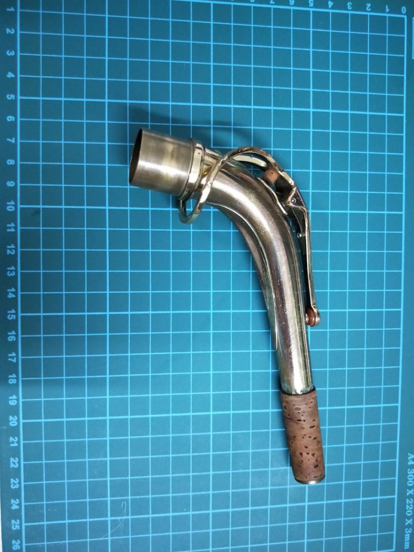 Selmer Alto Saxophone Neck Music Media Instruments On Akg C519m Mic Carousell