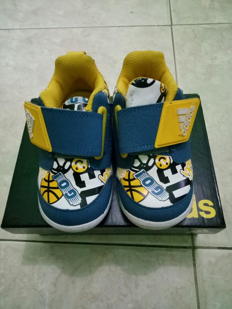 Sepatu Fesyen Anak Originali Adidas, Preloved Fesyen Sepatu Maschio, Sepatu Di Carousell 874ea3