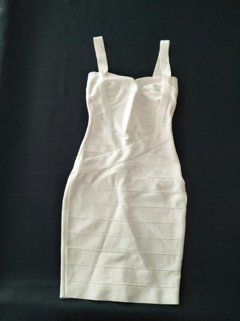Size 6 bandage dress