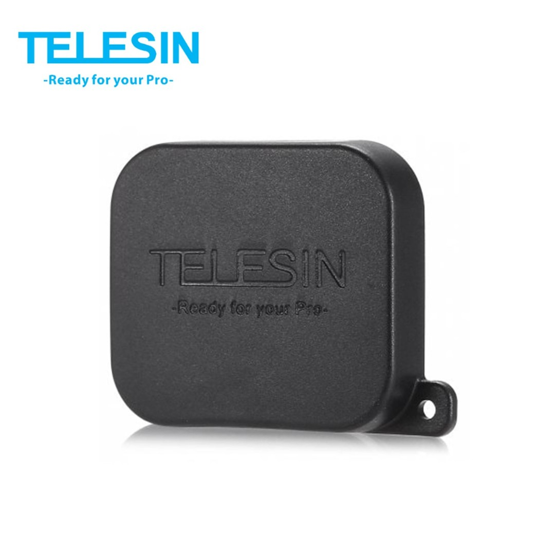 TELESIN Protective Silicone Lens Cover Cap for Hero 5 / 6