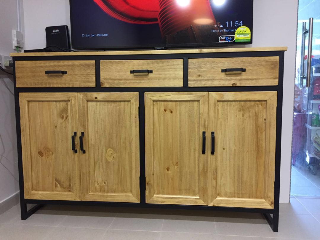Wooden Cabinet For Sale Furniture Home Living Furniture Shelves Cabinets Racks On Carousell