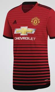 Manchester United 2018/2019 Jersey
