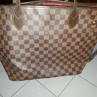 Neverful LV tote