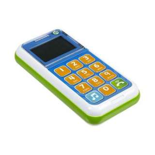 LeapFrog Chat and Count Cell Phone - White and Orange