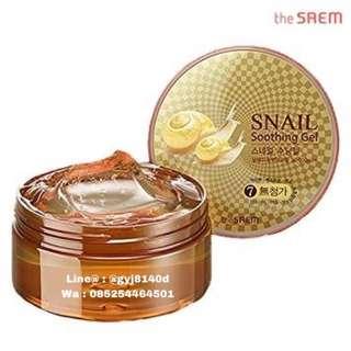 Soothing Gel Snail ORIGINAL