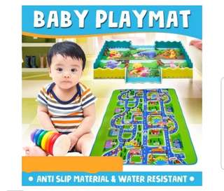 (INSTOCK) Baby playmat