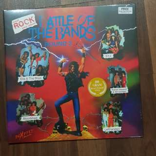 Battle of The Bands Round 2 Vinyl LP Record