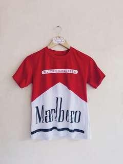 MARLBORO Vintage Shirt