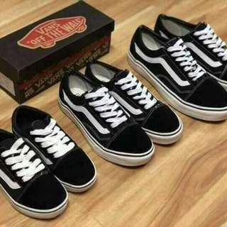 Shoes Family Set