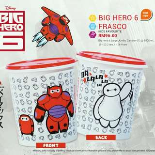 Big Hero 6 Frasco 8.9L