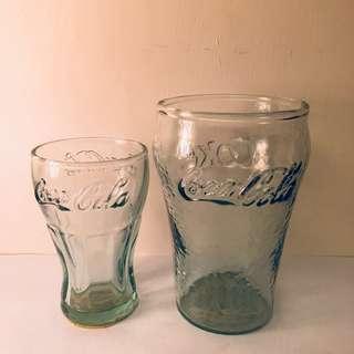 Coca Cola Mini & Small size Glasses