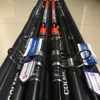 COLMIC 15-1/2ft Surf Cast Fishing Rod