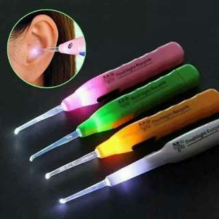 Flashlight Ear Pick / EarPick Light