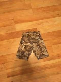 Yoga bike pants