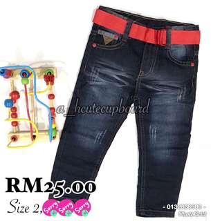 Jeans Kanak-kanak