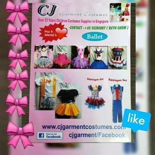 Children costume supplier