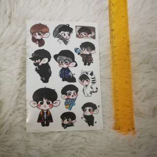 Chanyeol stickers