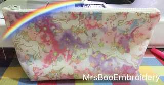 Customise small pouch