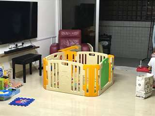 Haenim Play Yard 4 pcs