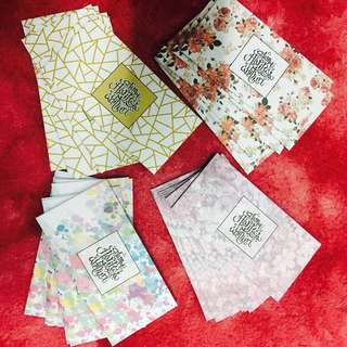 Sampul raya / Envelope