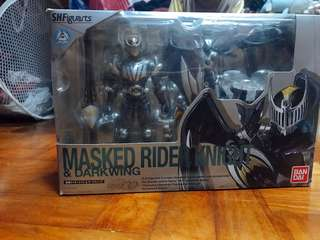 Marked Rider Dark Knight & Darkwing