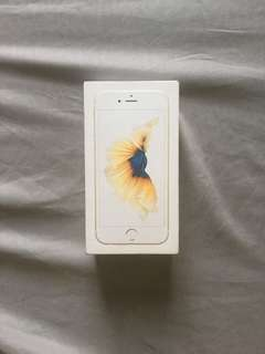 iPhone 6S (read before buying - NEGOTIABLE)