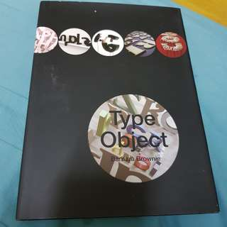 [Design book] type object