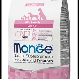 Monge Dogs Dry Food