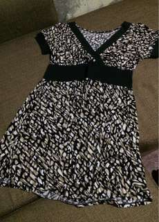 TriColor Dress/Tunic