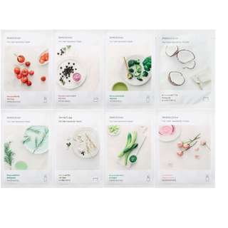 Innisfree My Real Squeeze Mask [10PCS]  [MIX & MATCH] [NEW ARRIVAL]