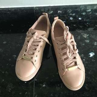 Aldo Pink Sneakers