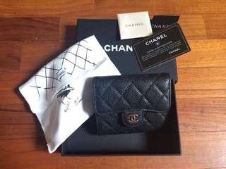 🚚 (Chanel)小香短夾