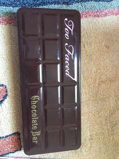 Too faced - chocolate bar, bon bon, mecca 20 palettes
