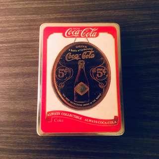 Coca Cola 鐵盒