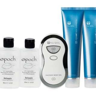 ageLOC Galvanic Body Spa Pack