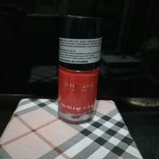 Kutex oriflame pure colour nail polish