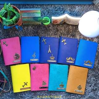 Personalised Passport Holder, Passport Cover