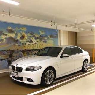 2014年式 日規 BMW F10 528I LCI 小改款 M-TECH版 選配多樣