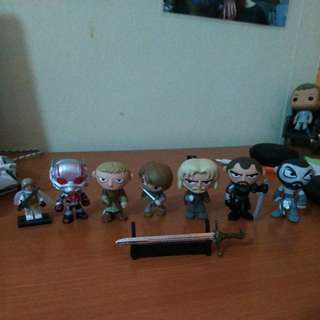 Funko Mystery Minis Game of Thrones Antman