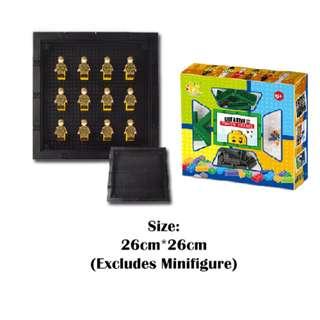 LEGO Minifigure Display Frame 26cm*26cm