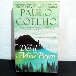 Devil and Ms. Prym by Paulo Coelho