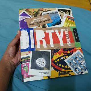 [Design book] dirty fingernails