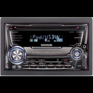 KENWOOD 2din player