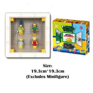 LEGO Minifigure Display Frame 19.3cm*19.3cm