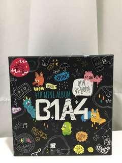 b1a4 4th mini album, what's happening.